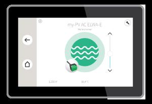 Geräteansicht AC ELWA-E
