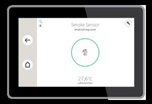 Sicherheit im Eigenheim: Smoke Sensor